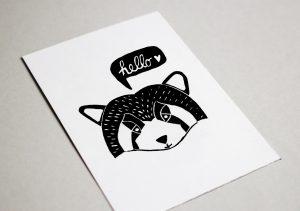 Katzenbär von wunderwald design
